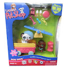 Littlest Pet Shop Gift Set Beagle (#77) Pet