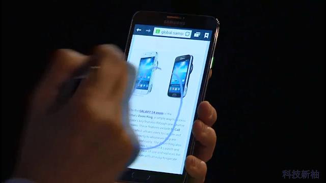 詳盡報導 SAMSUNG Galaxy Note 3、Note 10.1、 Galaxy Gear 發表會內容 Galaxy+Note+App++-13