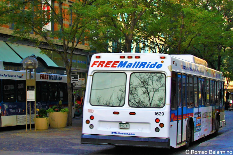 Free MallRide Things to Do in Downtown Denver