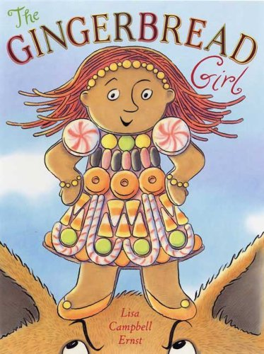 Sylvia Liu Land: Gingerbread Picture Books!