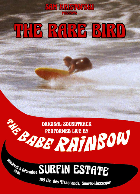 surfin estate france hossegor the babe rainbow thebaberainbow jack elliott angus sam kristofski vincent lemanceau arthur nelli surf music retro vintage singlefin landes madeinfrance vetements clothing surfinestate byronbay australia therarebird the rare bird