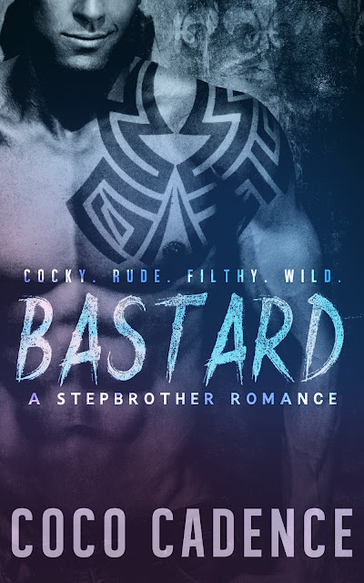 Release Blitz & Giveaway!! BASTARD: A Stepbrother Romance
