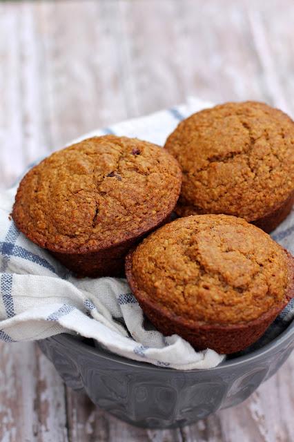 5 Holiday Breakfast Ideas - Cranberry Orange Bran Muffins