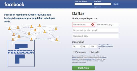 Panduan Lengkap Cara Daftar Dan Membuat Akun Facebook