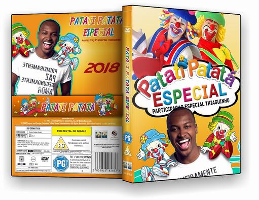 DVD – PATATI PATATA ESPECIAL – ISO