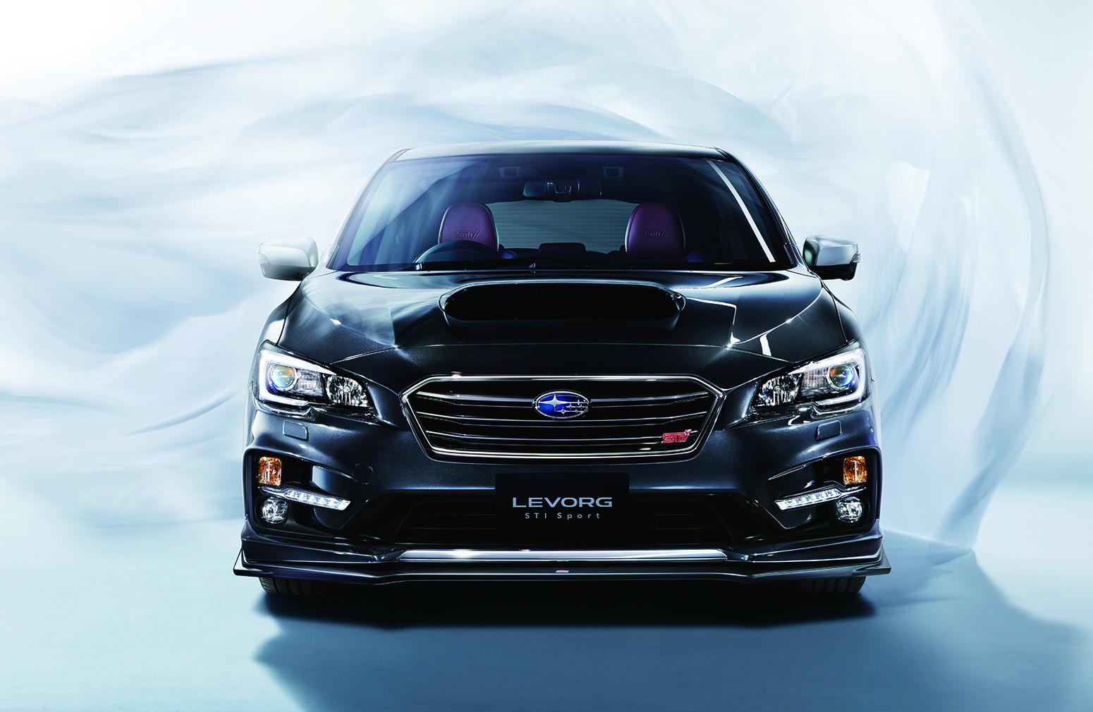 New Subaru Levorg Sti Sport Wagon Is Kind Of A Bummer