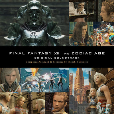 Final Fantasy XII: The Zodiac Age Soundtrack Hitoshi Sakimoto