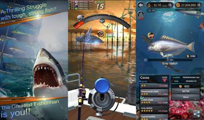 Fishing Hook (MOD, Unlimited Money)