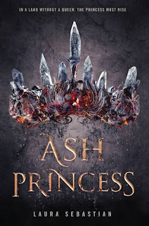 Ash Princess (Ash Princess Trilogy #1), Laura Sebastian, InToriLex