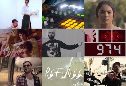 MusikVideoRoundUp: November ( 10 Musikvideos )