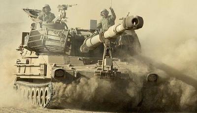 la proxima guerra israel operacion militar en gaza lanzamiento misiles tanques
