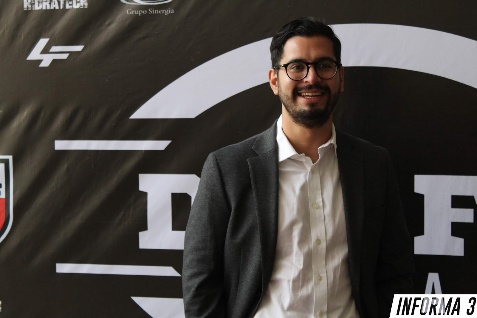 Gabriel Solares, franquiciatario de Osos de Toluca
