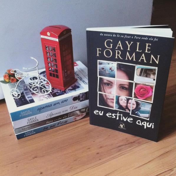 Sobre Amor E Livros Frases As Melhores Frases De Gayle Forman