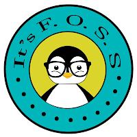 It's F.O.S.S' logo