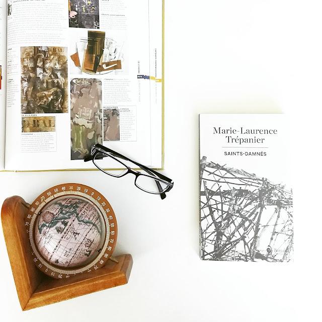 Saints-Damnés par Marie-Laurence Trépanier