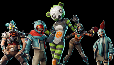 Upcoming Cosmetics found in Fortnite Patch v6.21 files – Skins, Gliders, Pickaxes, Back Bling, and Emotes