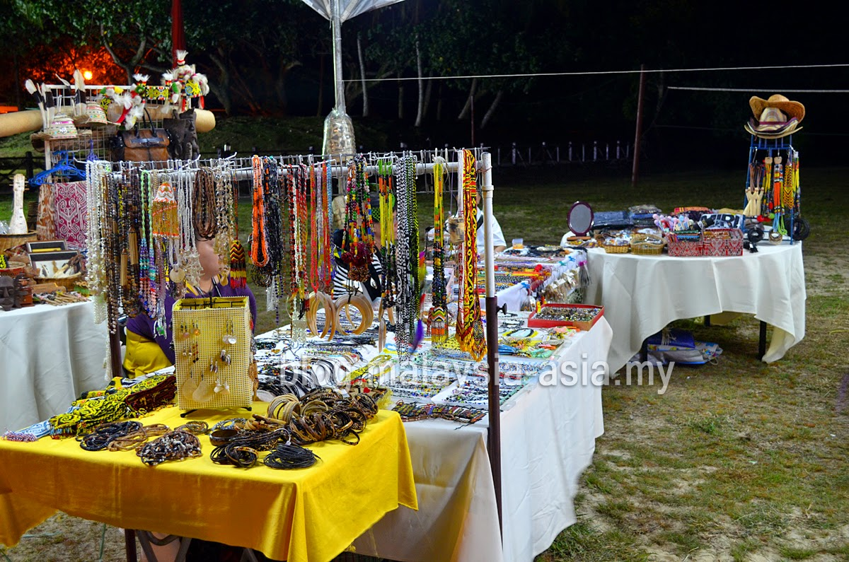 Bazaar at Borneo Jazz