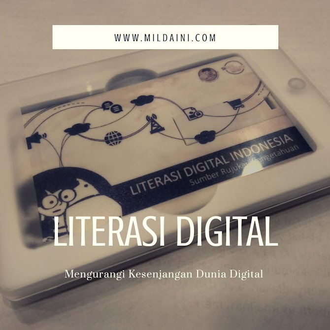 TOT Literasi Digital : Mengurangi Kesenjangan Perkembangan TIK dan SDM Dunia Digital