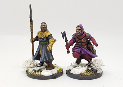 Frostgrave Cultists 28mm