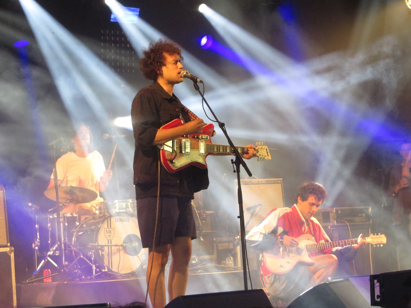ronald says memoirs of a music addict best kept secret festival