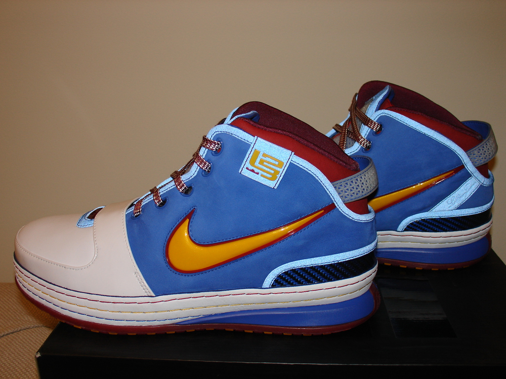 Lebron Nike Shoe Deal Worth