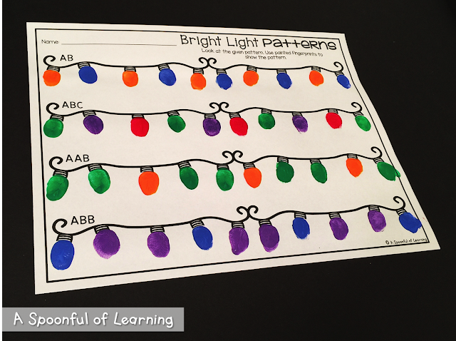 Holiday Patterns 4