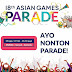 Parade Asian Games 2018 Bakal Digelar 13 Mei 2018
