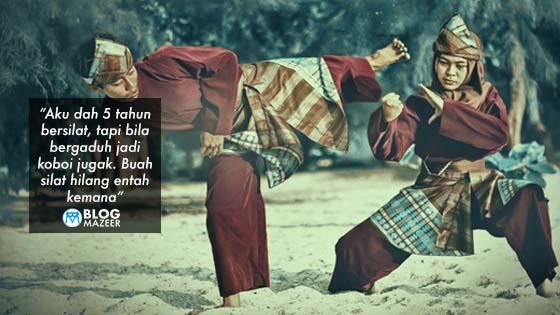 Di mana silapnya Silat Melayu yang digeruni sehingga kehilangan taringnya?