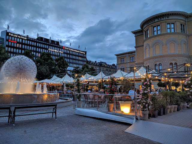 Stockholm's Gården Bar and Grill