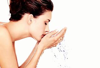 Bersihkan Wajah