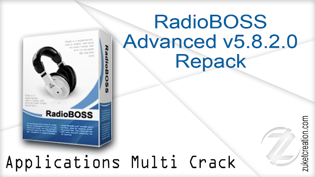 RadioBOSS Advanced v5.8.2.0 Repack