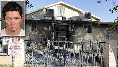 Seorang pria di Florida, Amerika Serikat (AS) divonis 30 tahun penjara atas pembakaran masjid