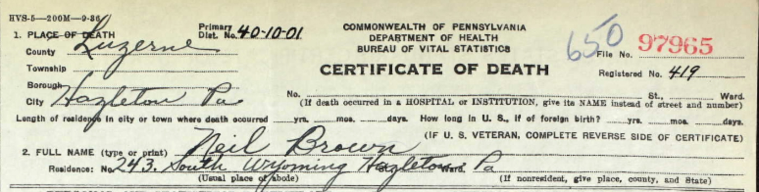 Have You Seen My Roots?: Census Record Sunday - My Uncle, The ...