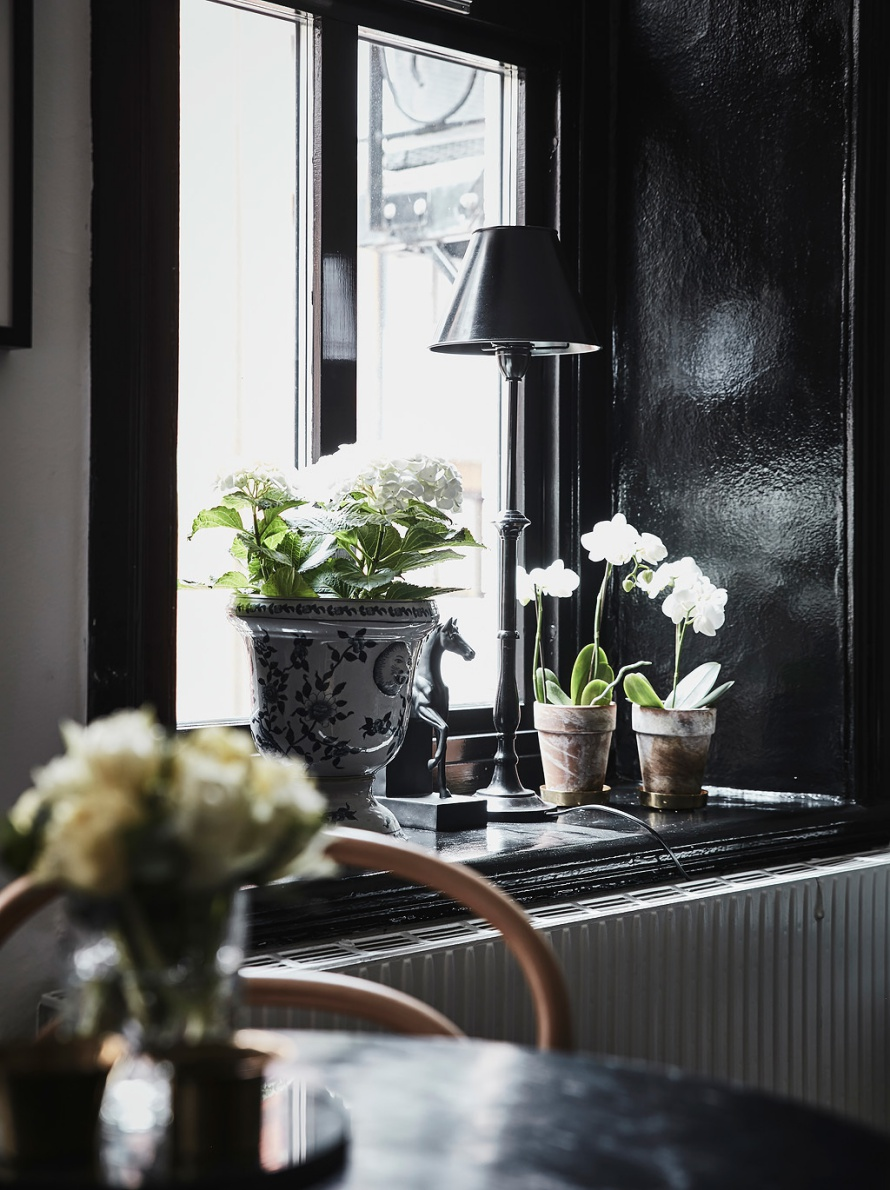 Decor Inspiration Small Spaces A Tiny But Chic Apartment In G Teborg Cool Chic Style Fashion