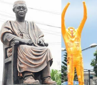 headless fela statue waste of money