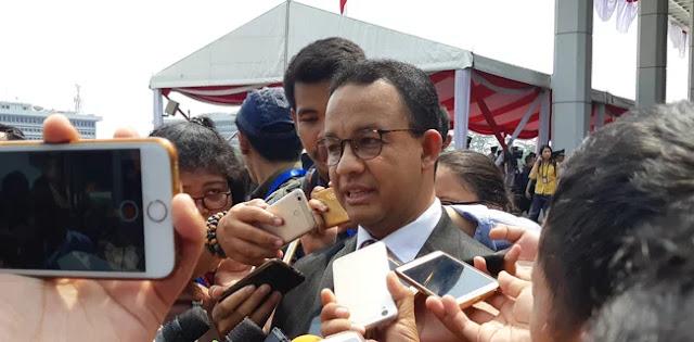 Gubernur Anies: Kepergian Ratna Sarumpaet Sudah Direncanakan Lama