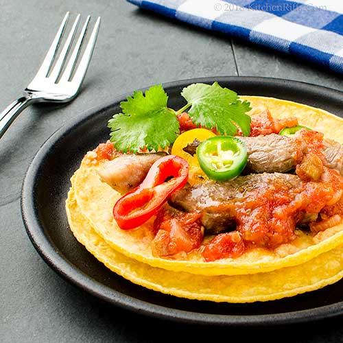 Mexican-Style Pork Carnitas