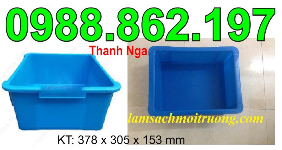 www.123nhanh.com: Khay nhựa A3, thùng chứa A3, thùng nhựa A3 giá rẻ, thùng