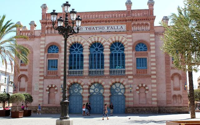 Gran Teatro de Falla