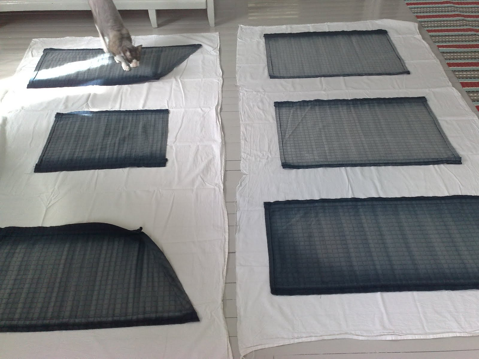 sy gardiner Bygdegården: Sy gardiner till båten  ett lätt projekt sy gardiner