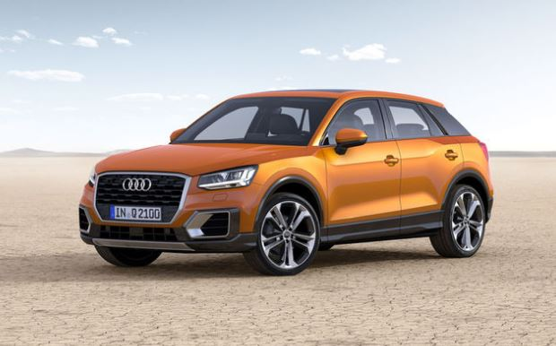 2018 Audi Q2 Reviews and Specs and Release