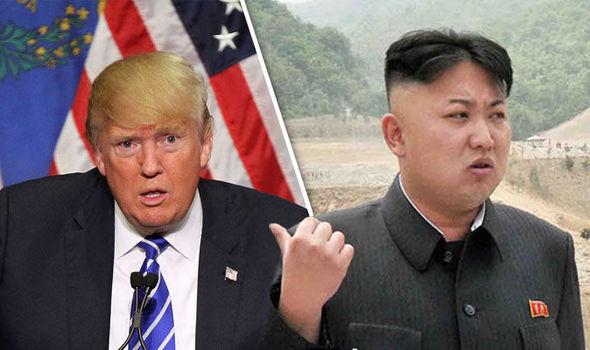 زعيم كوريا يهاجم ترامب ويساند القضية الفلسطينية