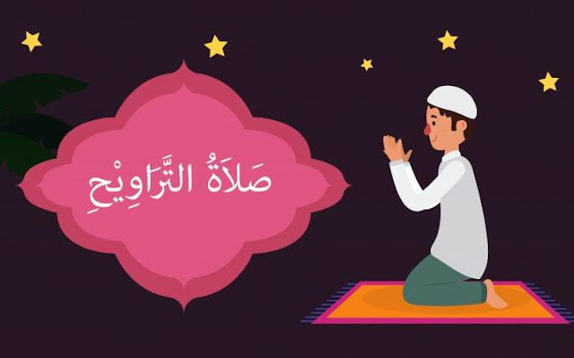 30 Fadhilah Melaksanakan Shalat Tarawih