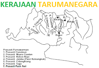 Sejarah Kerajaan Tarumanegara (Kerajaan Tertua Di Indonesia)