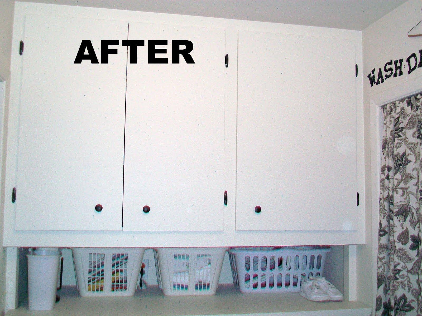Shelf Over Washer Dryer And Storage Luxury Flyawayhome Laundry Room Overhaul