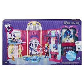 MLP Equestria Girls Friendship Games Canterlot High Playset DJ Pon-3 Doll