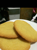 Recipt Old Fashion Sugar Cookies