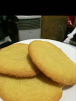 Recipt Old Fashion Sugar Cookies