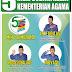 5 Nilai Budaya Kerja Kemenag Jembrana MIN I Jembrana