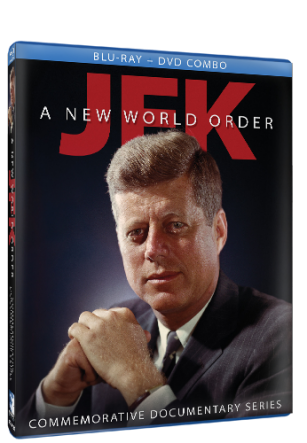 JFK: A New World Order DVD